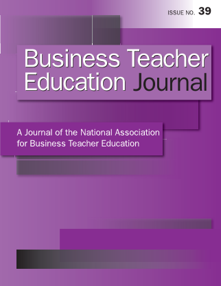Business Teacher Education Journal - 2013, Issue 39