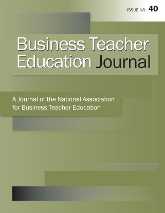 Business Teacher Education Journal - 2014, Issue 40