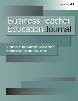 Business Teacher Education Journal - 2015, Issue 41