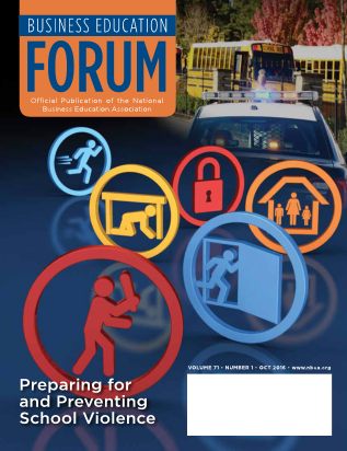 Business Education Forum - Volume 71, Number 1, October 2016