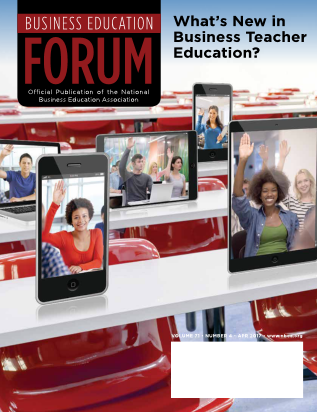 Business Education Forum - Volume 71, Number 4, April 2017