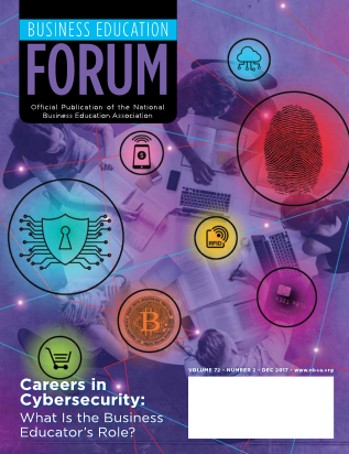 Business Education Forum - Volume 72, Number 2, December 2017