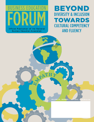 Business Education Forum - Volume 74, Number 1, October 2019