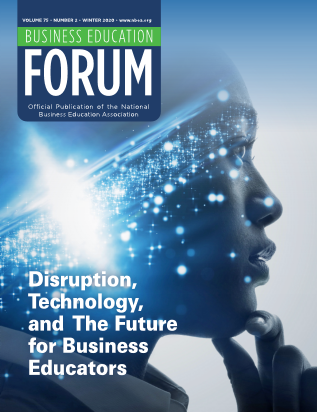 Business Education Forum - Volume 75, Number 2, Winter 2020