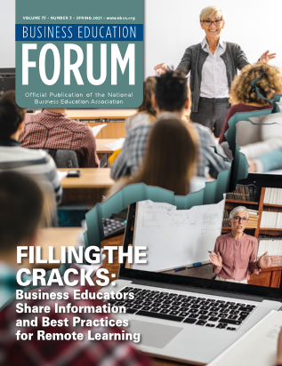 Business Education Forum - Volume 75, Number 3, Spring 2021